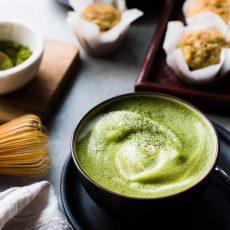 Матча зеленый чай (зеленая матча)